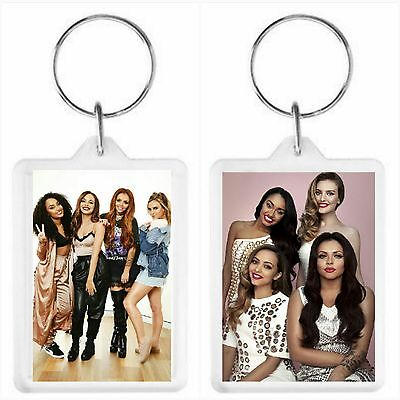 Little Mix Key Ring 50 x 35mm. Donation made to Charity.