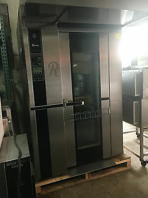 Revent 726 Gas Single Rack Oven bakery bread rolls large production cake pastry