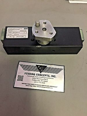 Parker XR071-1807-AB25-A Pneumatic AIR Rotary Actuator 180 degree