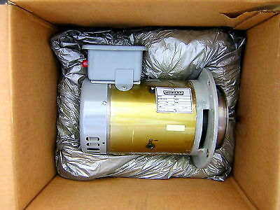 NEW Hobart Dishwasher Motor CS-120C 2HP 200-230vac 3 Ph / Amp 6.3 ML40528-DS