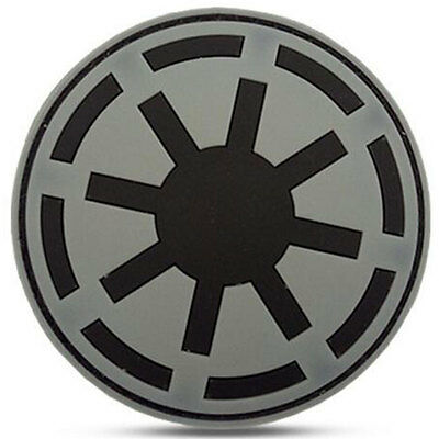 Star Wars Galactic Republic Flag Military Tactical Morale Emblem Badge OPS Patch