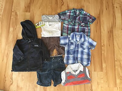 Baby Boys Clothes 6-12 Months 0 Bulk