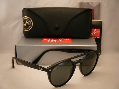 ca7ae74981e169 RAY BAN 4279 Black w Green Lens NEW sunglasses (RB4279 601 71 ...