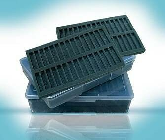 Neef My Pastel Box 90 or 60 Pastel Hold Or Foam Tray.