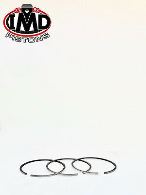 HONDA C50 SS50 STD PISTON RING SET 39mm NEW PARTS 036 051 RiK