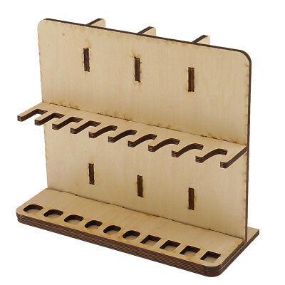 Leather Craft Punch Stamp Tools Rack Stand Household Tools Holder Organizer