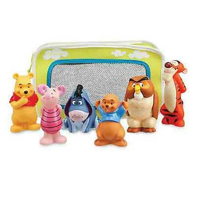 Winnie the Pooh and Pals Bath Toy Set for Baby Great Gift