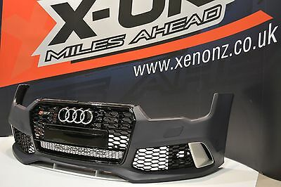 Rs7 Style Front Bumper Conversion For Audi A7 S7 Rs7 Complete 2015+