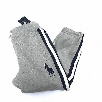 NWT Boys Ralph Lauren Big Pony Jogging bottoms tracksuit age 2 years, 3 years