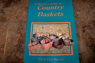 Identification/price Guide Book Oncountry Basket