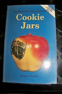Identification/price Guide Book On Cookie Jars #4
