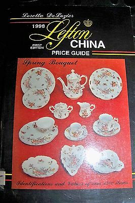 Identification/price Guide Book On Lefton China