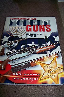 Modern Guns Collectors Guide With Identification And Price/value