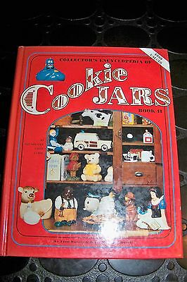 Identification/price Guide Book On Cookie Jars #2