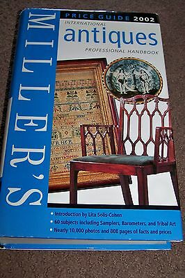 Identification/price Guide Book On Millers  International Collectibles #2