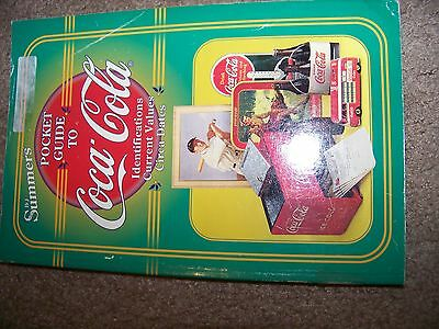 Identification/price Guide Book On Coca Cola Collectibles