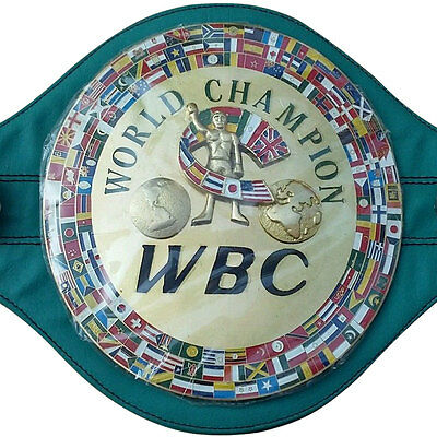 WBC Championship Boxing Belt Replica Adult size