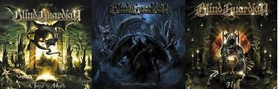 BLIND GUARDIAN Twist in Myth Fly Another Stranger 3 CDs