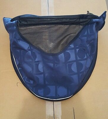 Replacement Chicco Cortina Stroller Canopy Cover Vinyl Fabric Peek Hood & REPLACEMENT CHICCO Cortina Stroller Canopy Cover Vinyl Fabric Peek ...