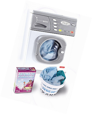 Casdon 476 Toy Hotpoint Electronic Washer, kids childrens toy