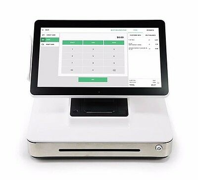 Free Nail salon POS system with EMV/NFC Reader, no set up fees
