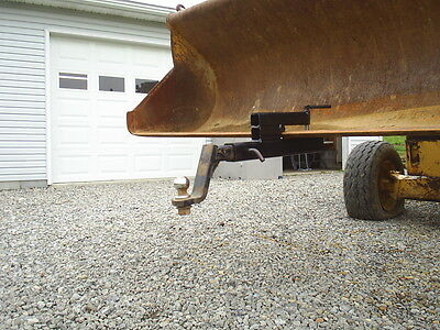 Clamp on Bucket Hitch Receiver Attachment  FREE SHIPPING !!!!!