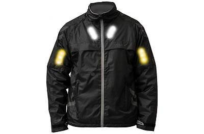 Visijax Commuter LED Jacket - Black - Large