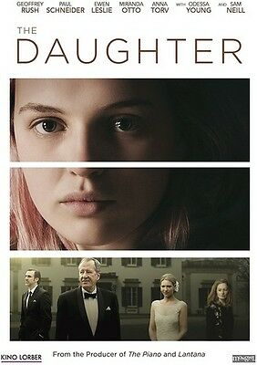 Daughter (2017, DVD NUEVO) (REGION 1)