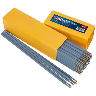 Sealey E312 Arc Welding Electrodes for Dissimilar Steels 4mm 5kg