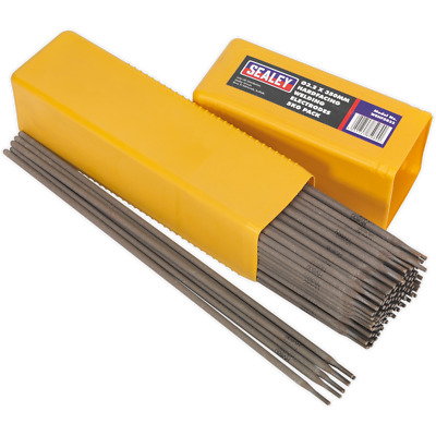 Sealey HV600 Arc Welding Hardfacing Welding Electrodes 3.2mm 5kg