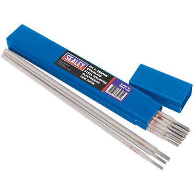 Sealey E316 Arc Welding Electrodes for Stainless Steel 4mm 1kg