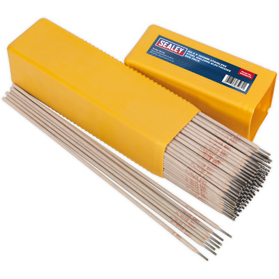 Sealey E316 Arc Welding Electrodes for Stainless Steel 2.5mm 5kg