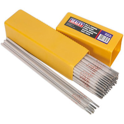 Sealey E316 Arc Welding Electrodes for Stainless Steel 4mm 5kg