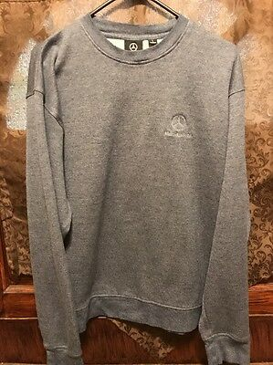 MERCEDES-BENZ ~ OFFICIAL ~ Men's LRG ~ Lifestyle Collection Sweatshirt Sweater