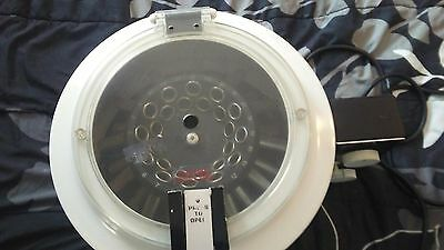 Dynac Clay Adams Centrifuge 24 Vial Cat. No 0101 Working & Tested