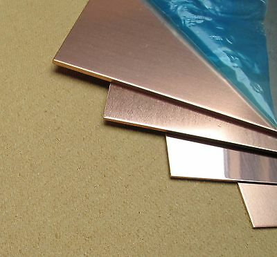 Copper Sheet Plate 0.5mm 0.7mm 0.9mm 1.2mm 1.5mm 2.0mm Thick