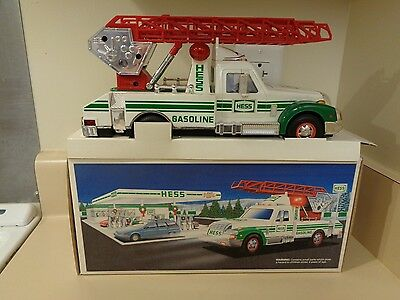 Nib Vintage Hess Rescue Truck 1994, Tested