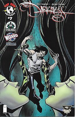 Darkness # 7 Volume 3 Wizard World Texas