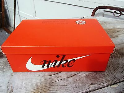 Rare Vintage Nike Early 70S Wayne Wells Signature Shoes Made In Japan Box Only