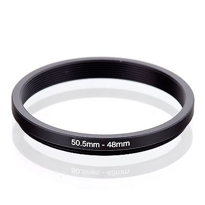 50.5-48  50.5mm  to 48mm 50.5-48mm  Step Down Ring Filter Camera Adapter