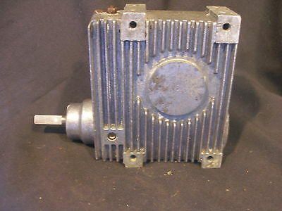 Reduction Gear Box 452-2  31:1