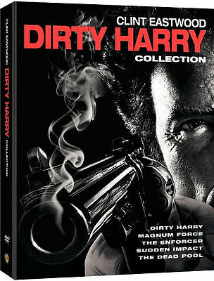 DIRTY HARRY COLLECTION (6PC) / (COLL) -DVD- Region 1