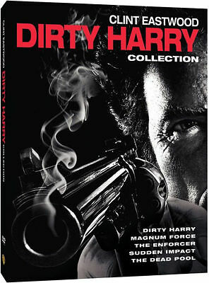 5 FILM COLLECTION: DIRTY HARRY (5PC) / (BOX ECOA) - DVD - Region 1