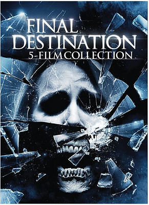 5 FILM COLLECTION: FINAL DESTINATION (5PC) - DVD - Region 1