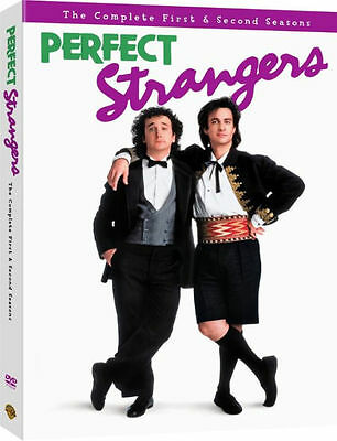 PERFECT STRANGERS: COMPLETE FIRST & SECOND SEASONS - DVD - Region 1