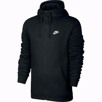 NIKE Men's Full Zip Fleece Sportswear Hoodie - Size S to 2XL - OZ STOCK!