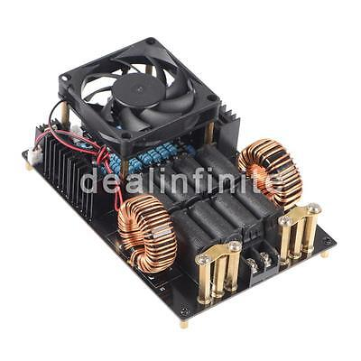 1000W 50A ZVS Induction Heating Power Supply Machine Module DC12V-40V