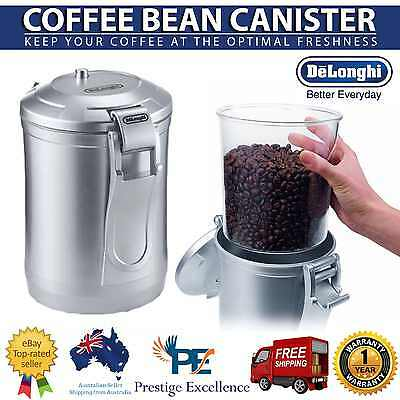 Vacuum Sealed Coffee Bean Container Air Tight Storage Seal Dry Canister Kitchen