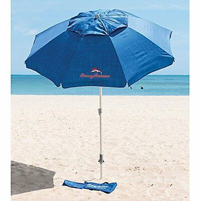 Tommy Bahama sunblocking Umbrella 7ft 2.1m Parasol with Anchor and 2.45 m Height