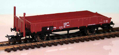 tt-club, 4141-1, 2 axis. Low-Sided Wagon XLTO 19 with Platform Dr, ep.iv